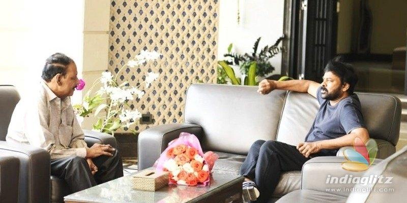I am alive only because of Chiranjeevi garu: Sr journo Ram Mohan Naidu