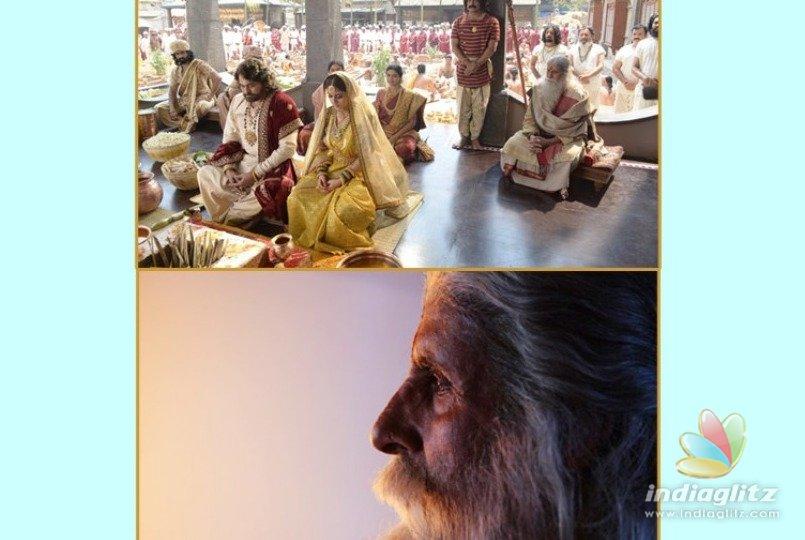Whoa! Chiranjeevi-Nayanthara-Amitabh still released