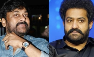 megastar chiranjeevi call to ntr and wished him to speedy recovery