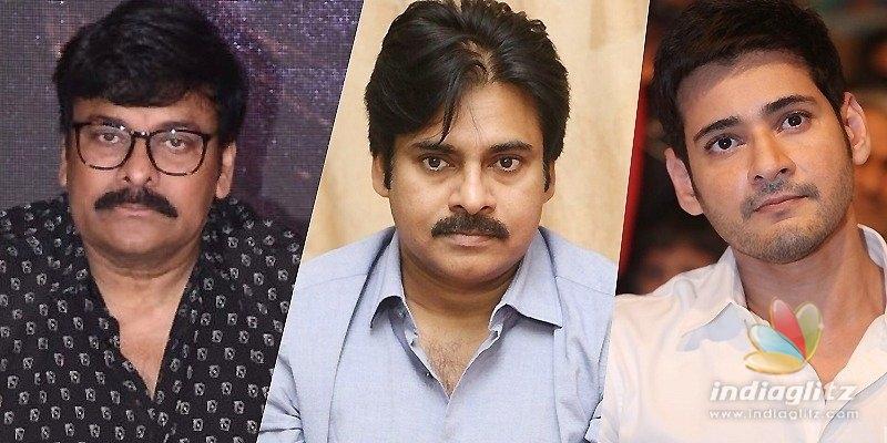 Chiru, Pawan Kalyan, Mahesh condole Venu Madhavs death