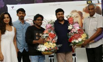 Megastar Chiranjeevi Launches Pyaar Prema Kaadhal Trailer