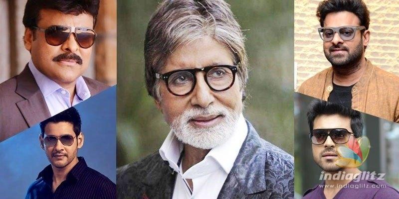 Chiranjeevi, Prabhas, Mahesh Babu, Ram Charan wish legendary actor