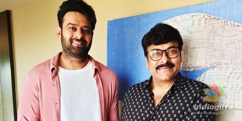 Chiranjeevi feels Prabhas has an exciting line up of films