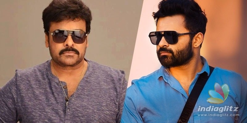 Chiranjeevi to Sai Dharam Tej: Your solo days are numbered