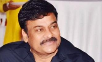 Chiranjeevi's gesture for Pavala Syamala wins hearts
