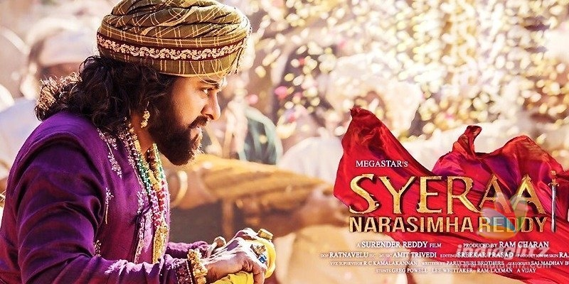 Allegation! Sye Raa makers have deceived original researcher