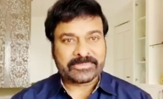 Megastar chiranjeevi announced free corona vaccination for telugu film industry workers and film journalists on behalf of Corona Crisis Charity under Apollo 24x7 support