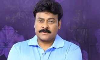 Chiranjeevi reveals his 'Vakeel Saab' plans