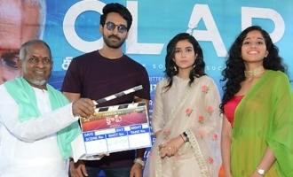 Aadhi Pinisetty's 'Clap' Movie Launch