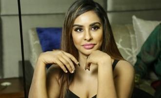 'క్లైమాక్స్' చిత్రంలో తన రియల్ లైఫ్ క్యారెక్టర్ లో శ్రీరెడ్డి