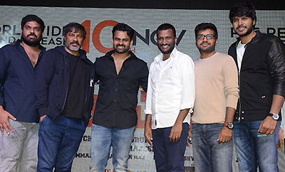 'Care Of Surya' Pre-Release Event