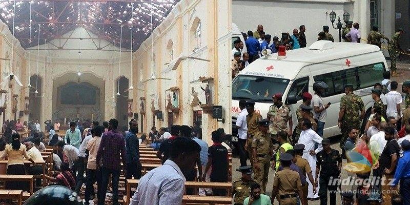 Bomb blasts in Colombo kill 55, injure hundreds