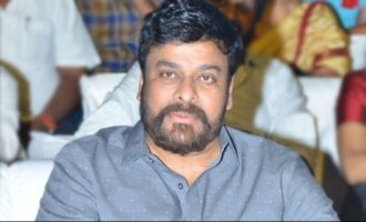 Two comedians bowled over by Chiru's appreciation