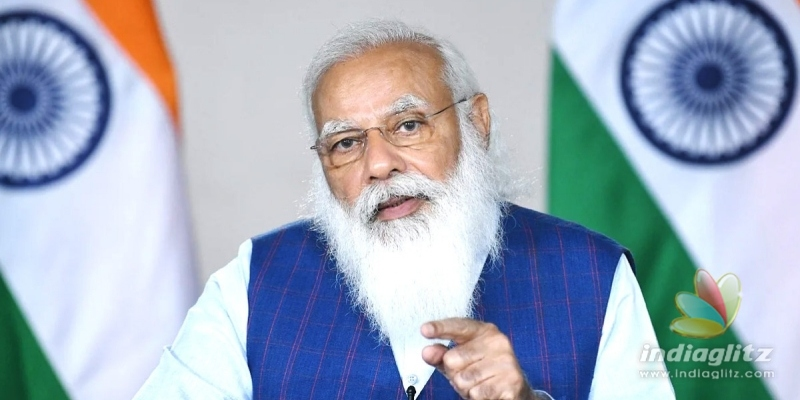 Congress targets Modi over negative GDP