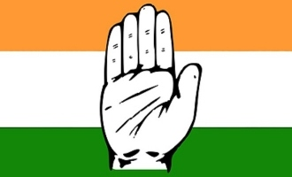 Congress symbol 'Hand' has 6 fingers