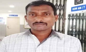 Constable Veerababu booked for harassing a woman