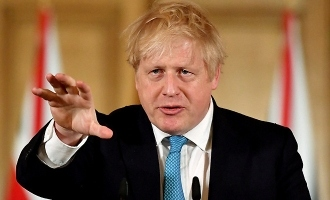 UK PM Boris Johnson infected with Coronavirus