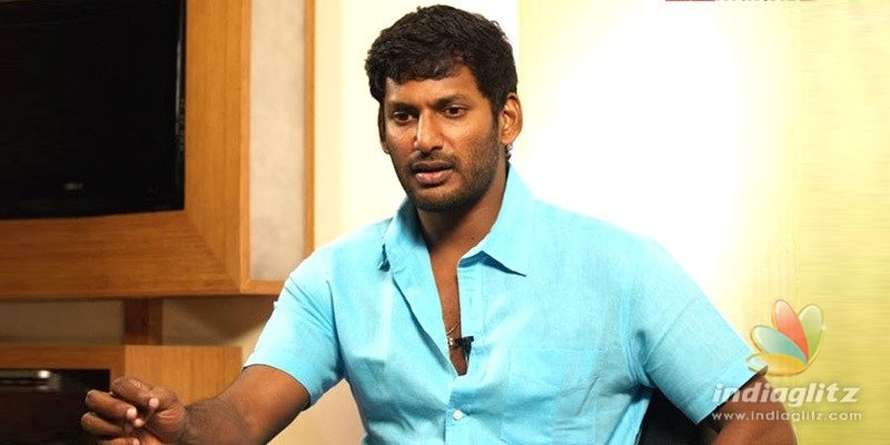 High Court issues notices to Vishal after petition to stop release of Chakra
