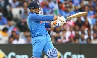 Dhoni lavished with ultimate praises