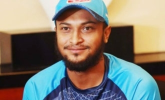 Cricketer Shakib Hasan receives death threat after attending Hindu event