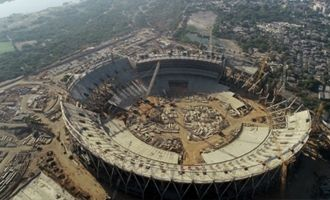 India to have world's largest cricket stadium