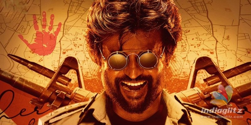 Three superstars to unveil Darbar motion poster