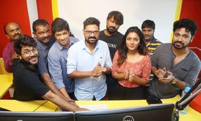 'Darshakudu' Team @ Radio Mirchi