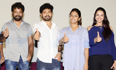 'Darshakudu' Show Press Meet