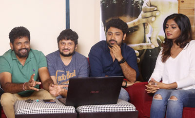 'Darshakudu' A Tribute To Directors Video Launch by Director Surendar Reddy