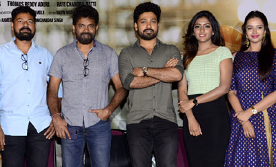 'Darshakudu' Press Meet