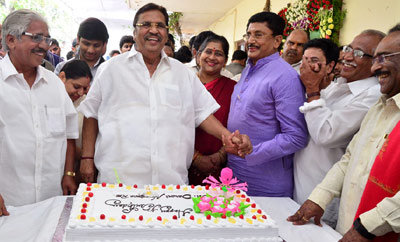 Celebs @ Dasari Narayarao Birthday Celebrations