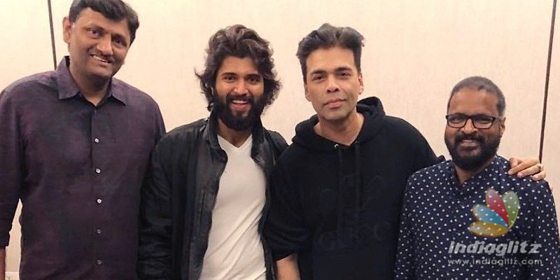 Dear Comrade: Hindi remake announced after film wows Karan Johar