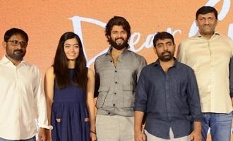 'Dear Comrade' Trailer Launch