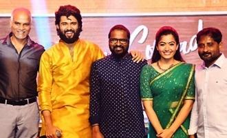 'Dear Comrade' Music Festival in Hyderabad
