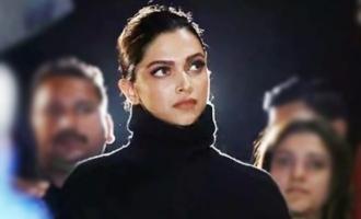 Pak Army's ISI puppet praises Deepika Padukone, deletes tweet