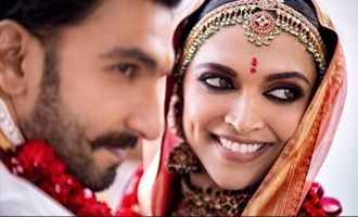 Fresh pics from the Deepika-Ranveer wedding