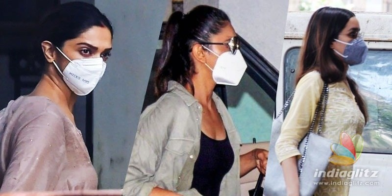 NCB seizes mobile phones of Deepika, Raul Preet, Shraddha and others