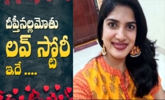 Here is Deepti Nallamothu's love story.