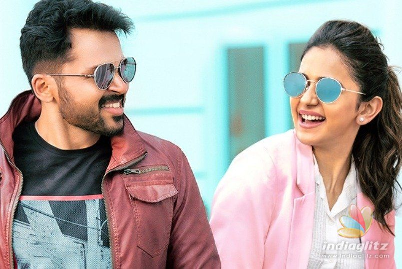 Karthi-Rakuls Dev to release on special day