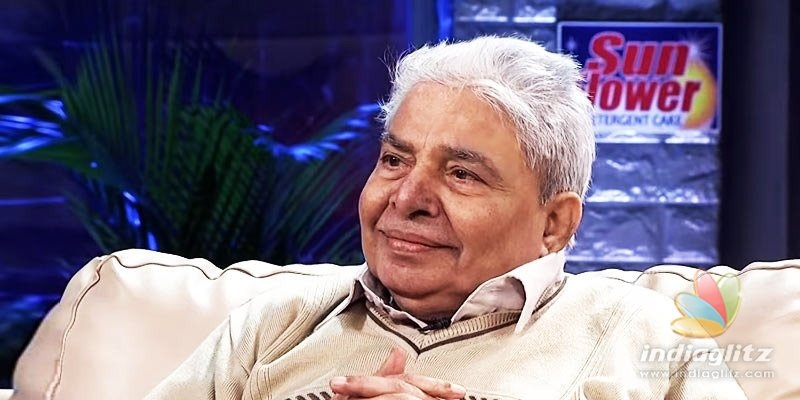 Devadas Kanakala is no more