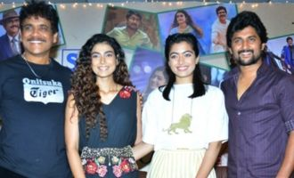 'Devadas' Press Meet