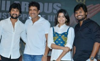 'Devadas' Success Meet