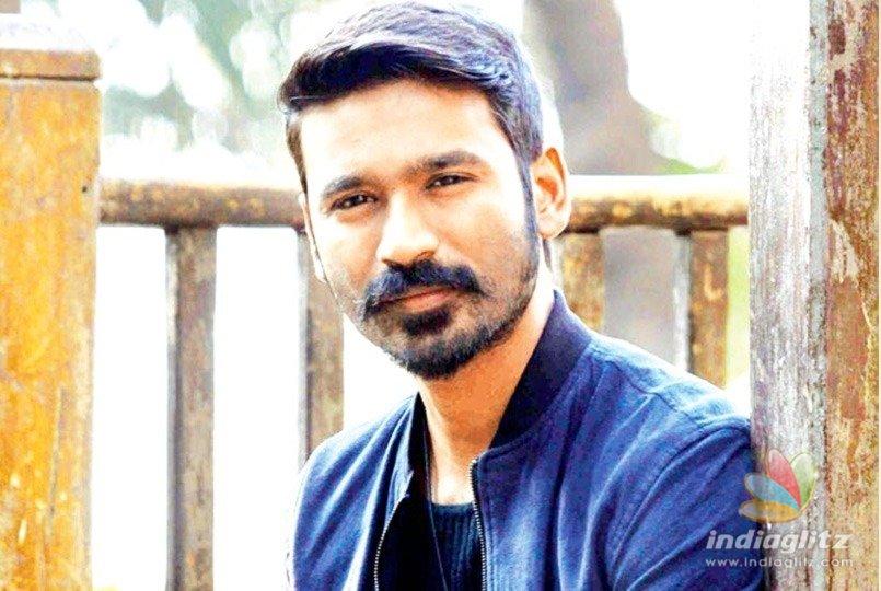 Dhanush injures himself on film sets