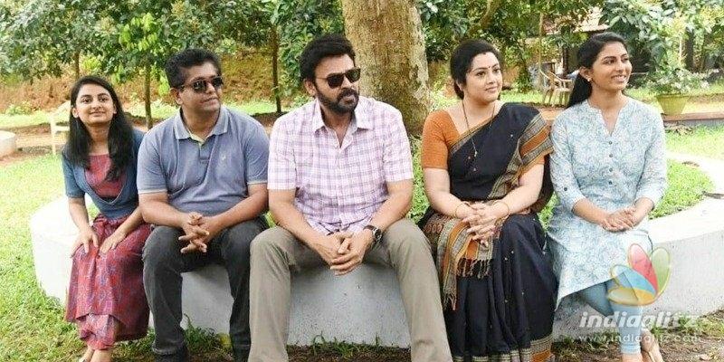 Venkateshs Drushyam 2 to skip theatrical release, opts for digital release