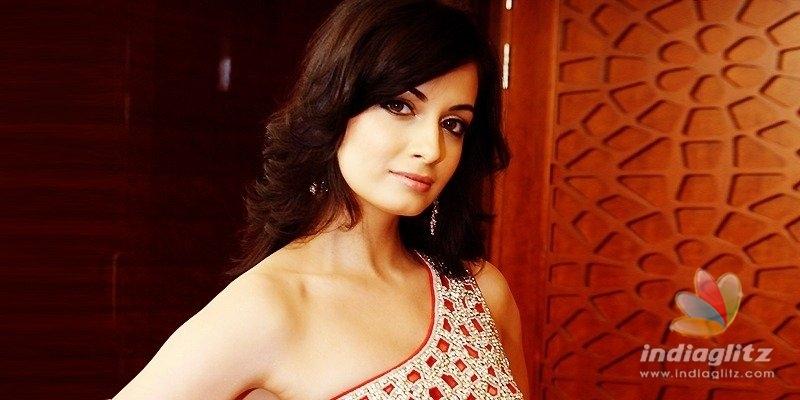 Dia Mirza in senior Telugu actors cop thriller