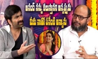 Ravi Teja Reveals Why He Accepted Vi Anand's Disco Raja | #raviteja | #bobbysimha | #nabhanatesh