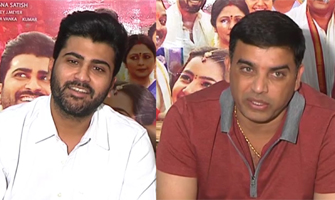 Dil Raju Press Meet About 'Shathamana Bhavathi'