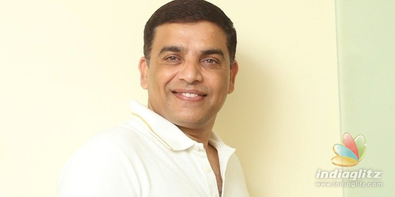 Dil Raju adopts three orphans, thanks Minister for enabling it