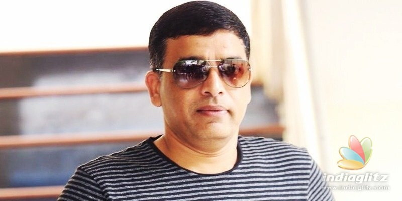 Dil Raju on a path to getting fitter, spotted playing with his wife