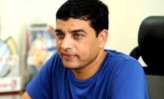 Dil Raju distributes masks & more to police